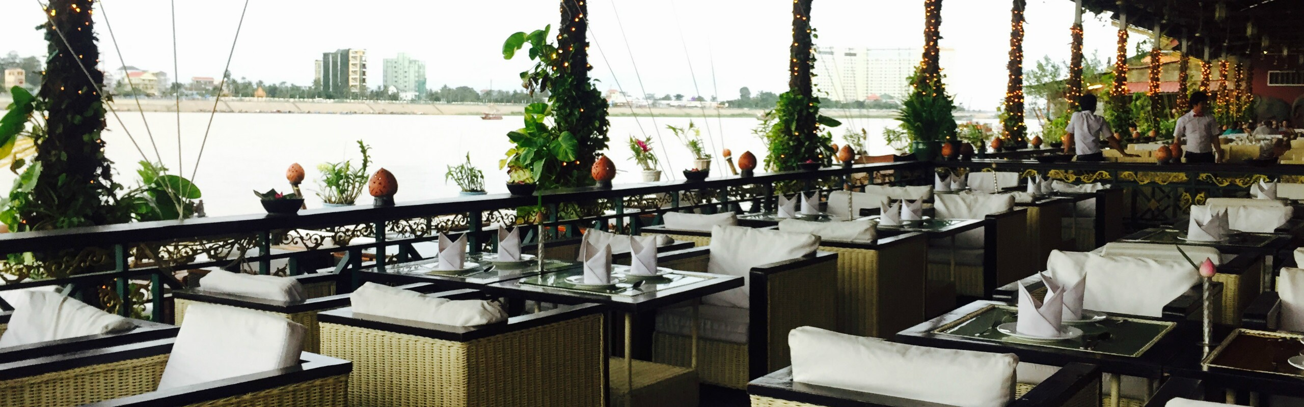 Restaurants and Hotels in Phnom Penh