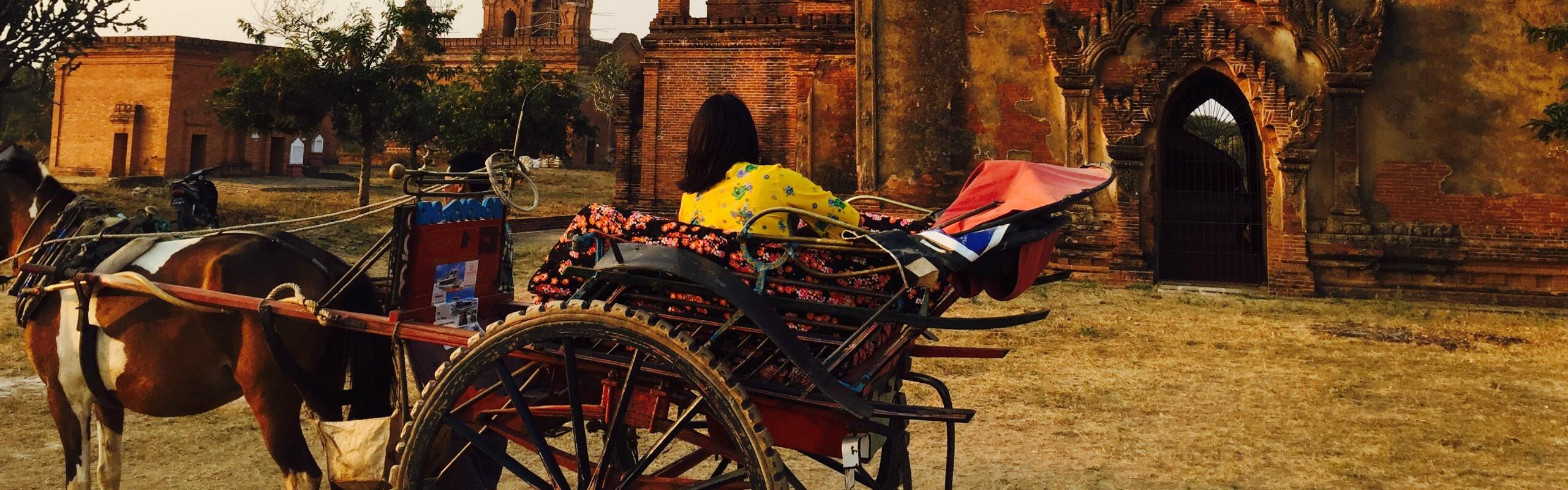 Best Way to Get Around Bagan