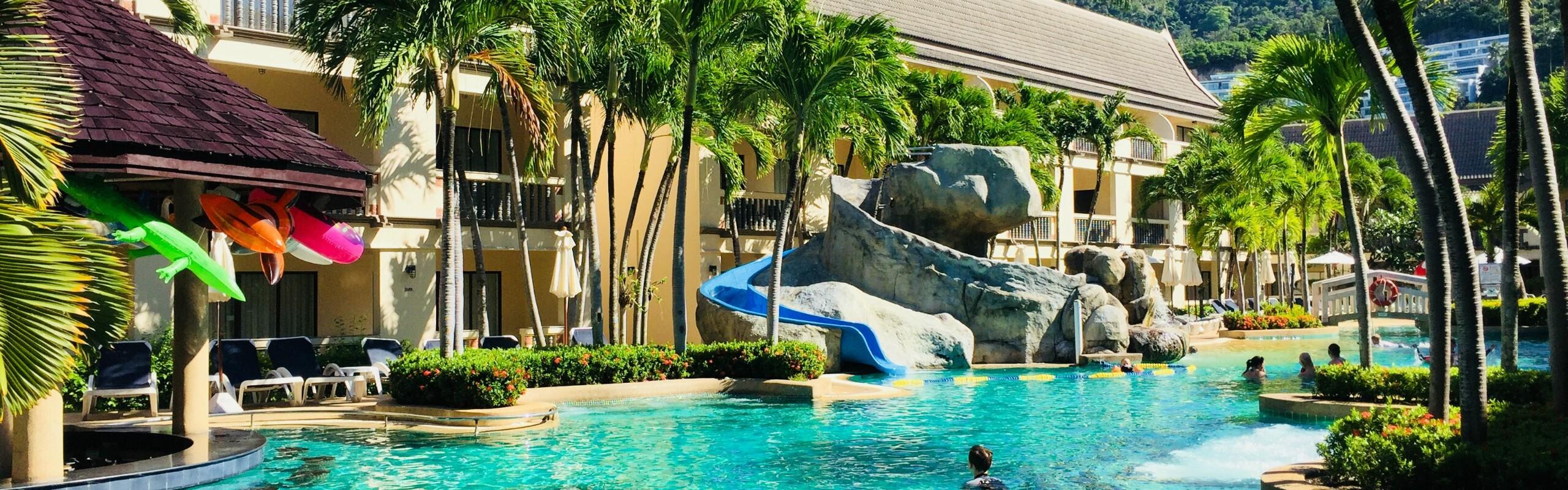 Choosing a Hotel in Krabi