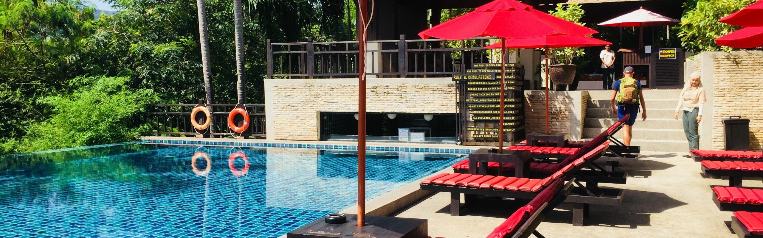 Choosing a Hotel in Koh Samui