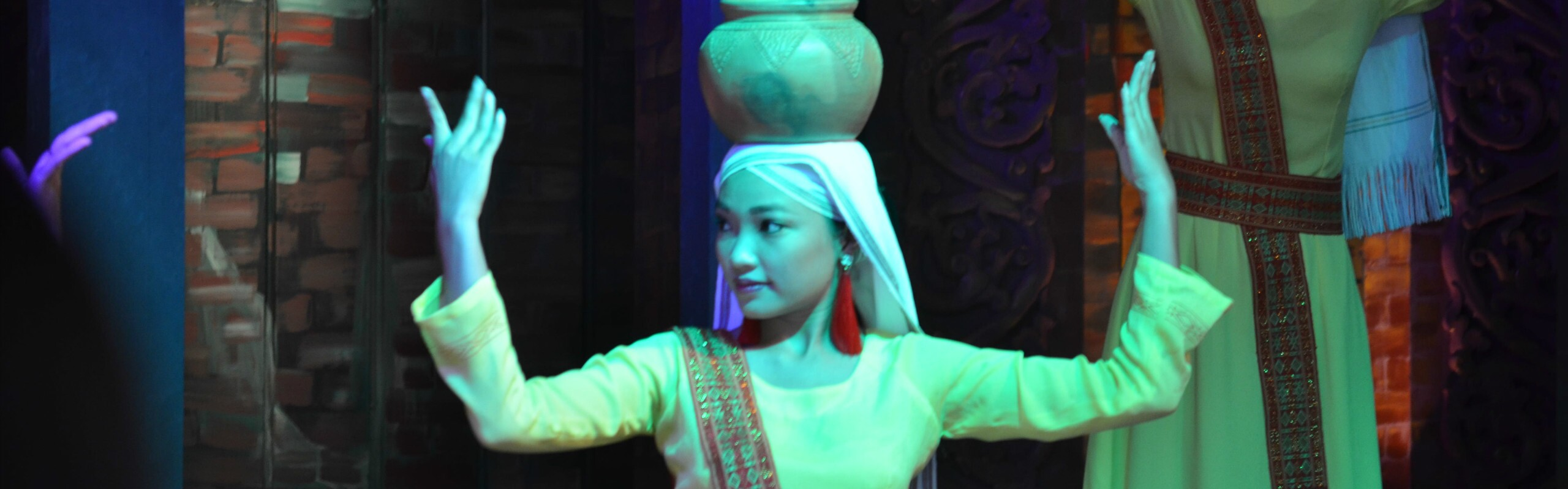 Performing Arts in Vietnam - Water Puppetry