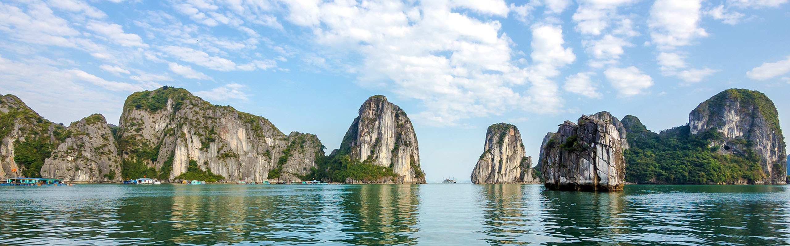 Food and Drink on a Halong Bay Cruise