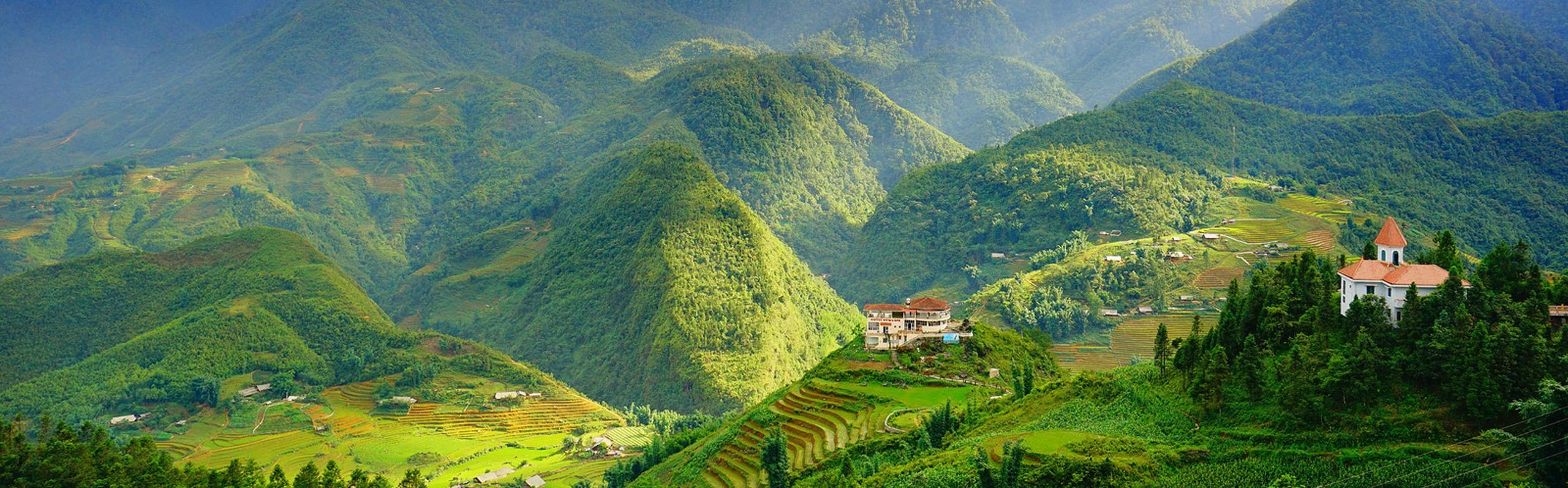 Best Places to Trek in Vietnam