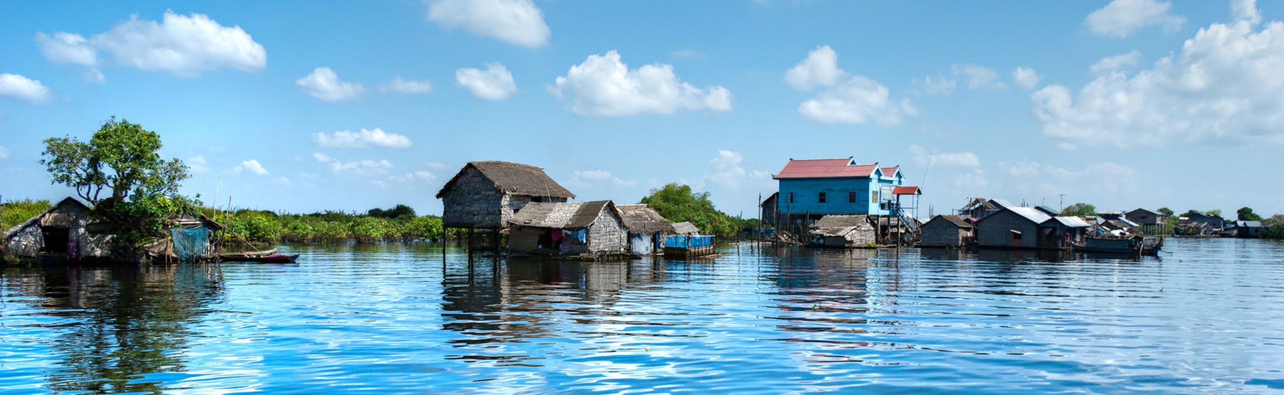Boat Tours in Cambodia
