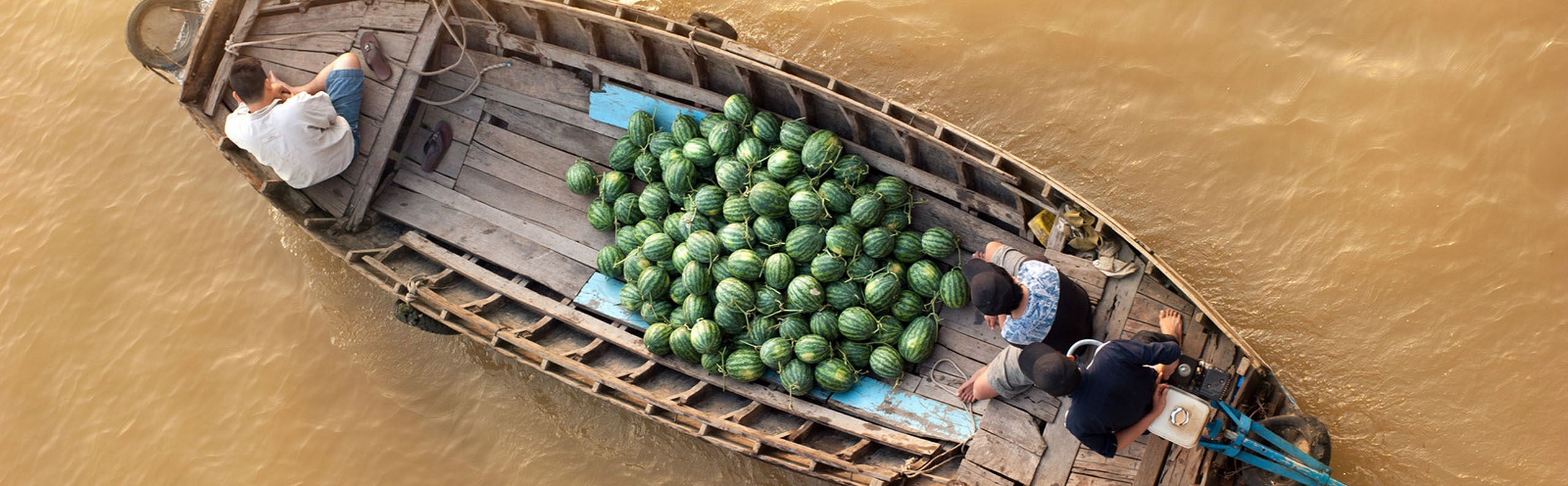 Boating in the Mekong Delta - Traveling as the Locals Do