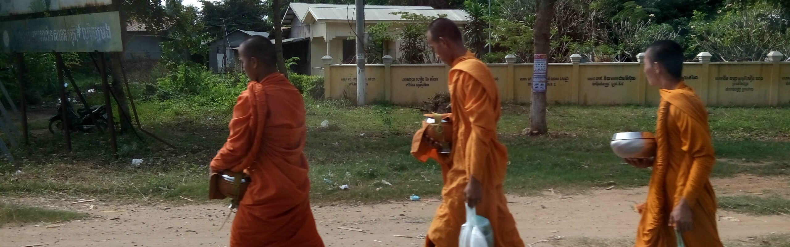 The Weather in Battambang