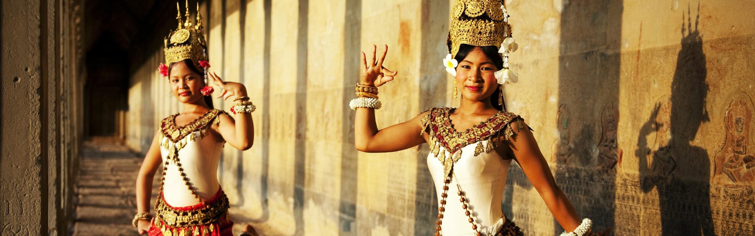 Entertainment in Cambodia