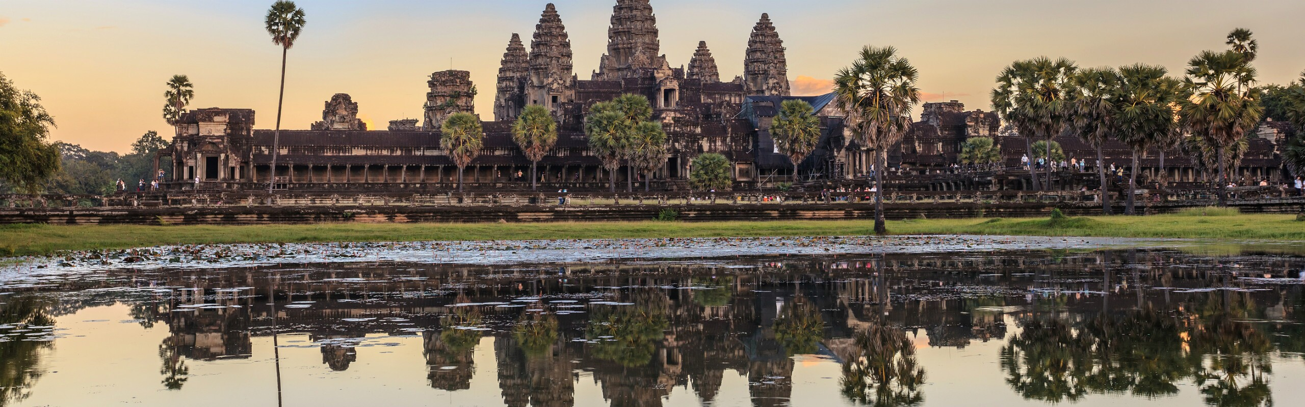 How to Plan a Trip to Angkor Wat