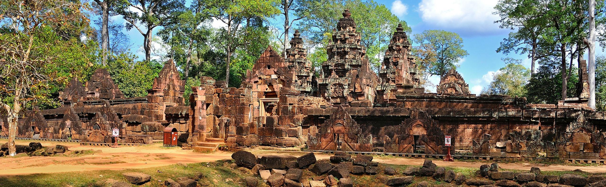 Beyond Angkor Wat