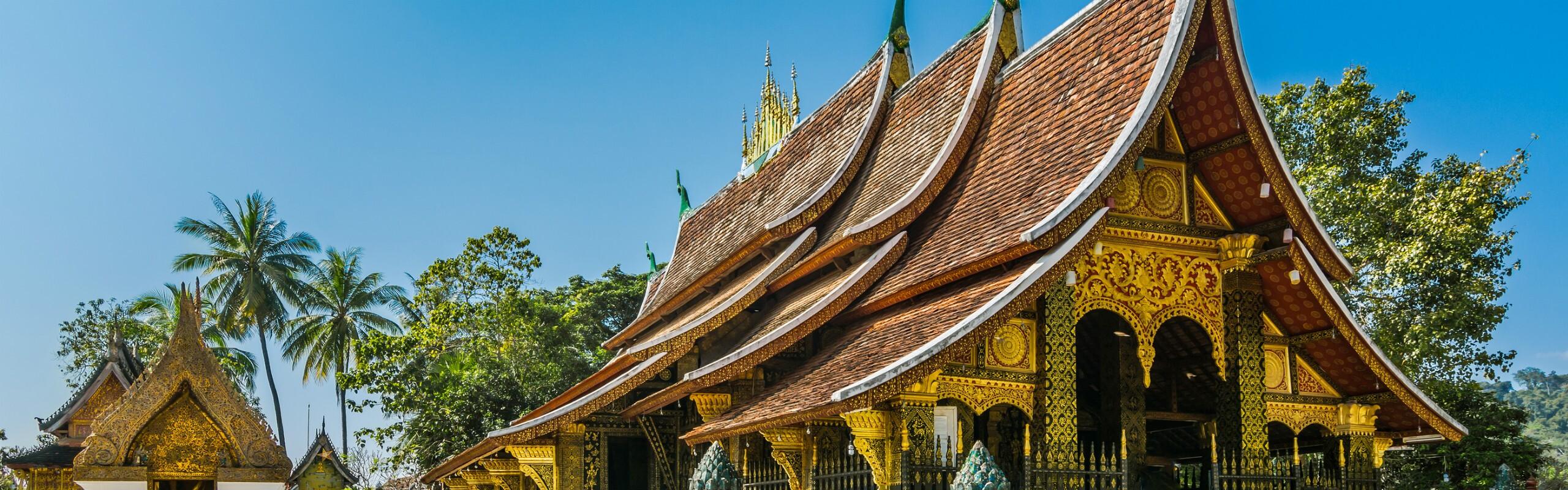 Wat Xieng Thong: Golden City Temple, Luang Prabang