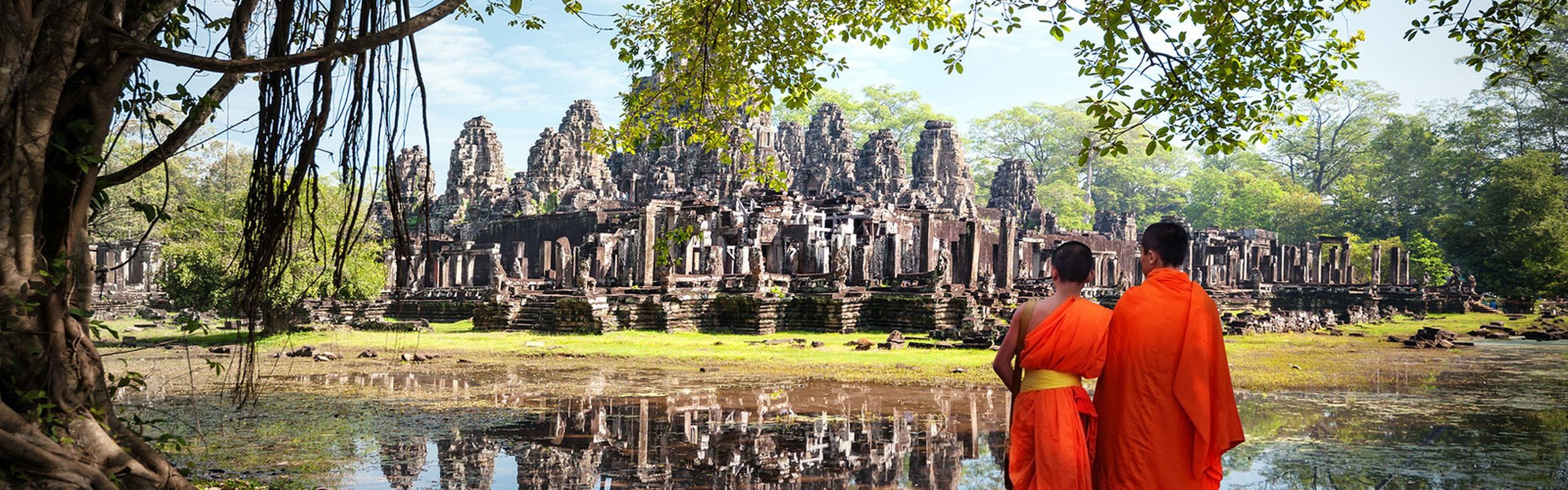 The Angkor Period in Cambodia