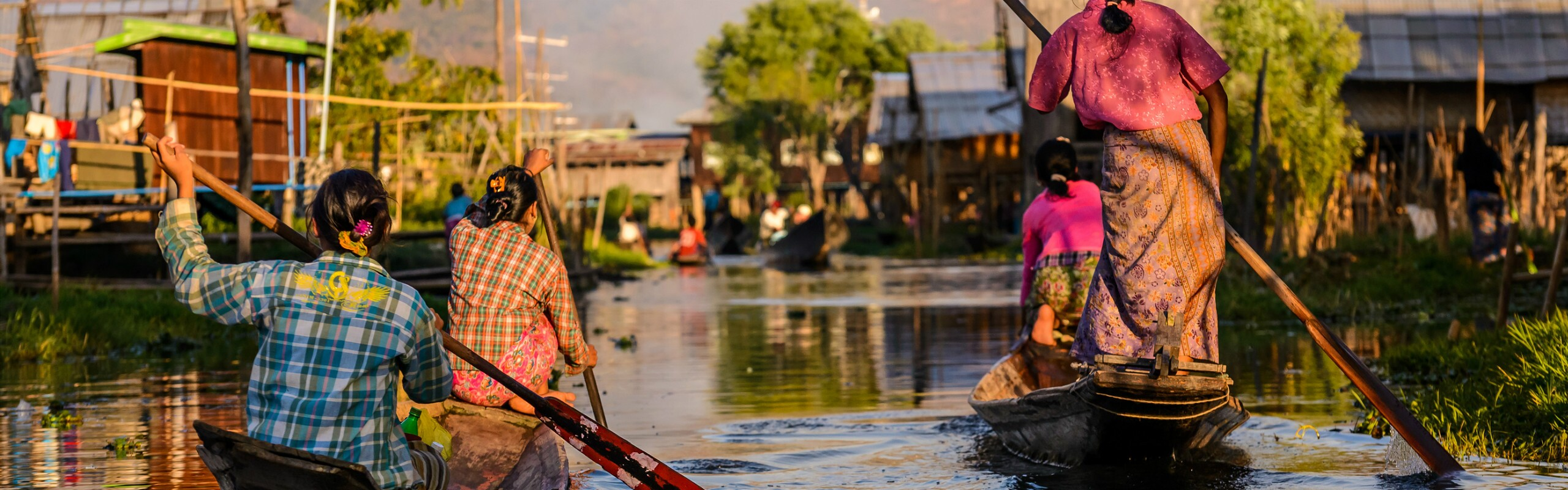 Top 9 Attractions at Inle Lake - Must See Attractions