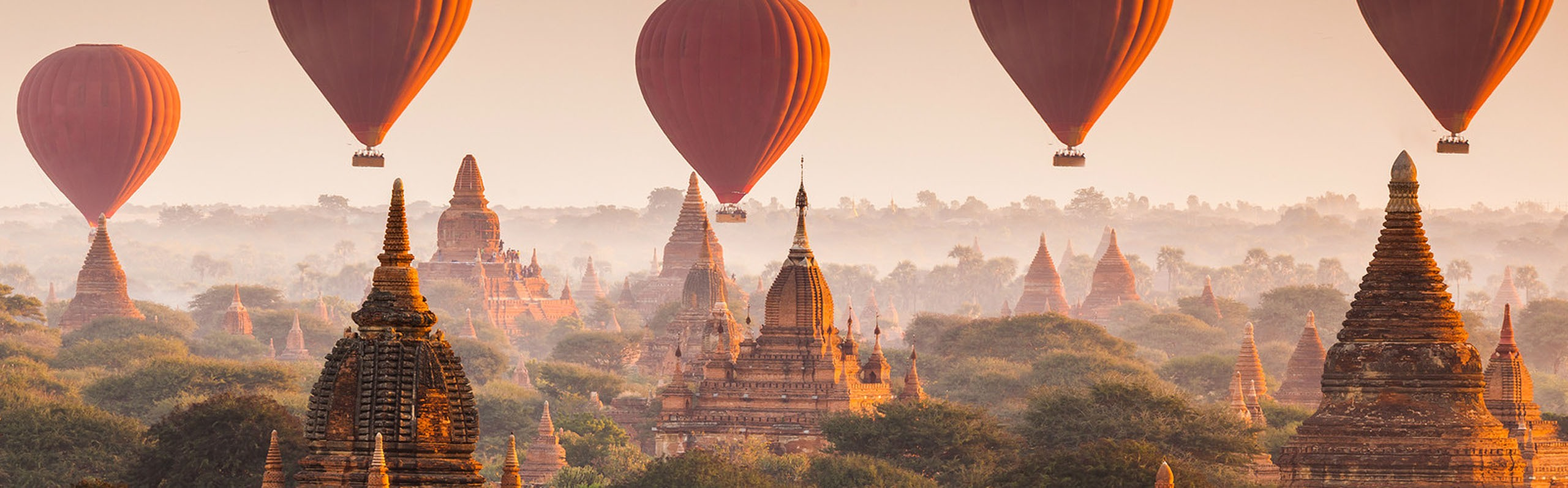 How to Book a Balloon Flight in Bagan