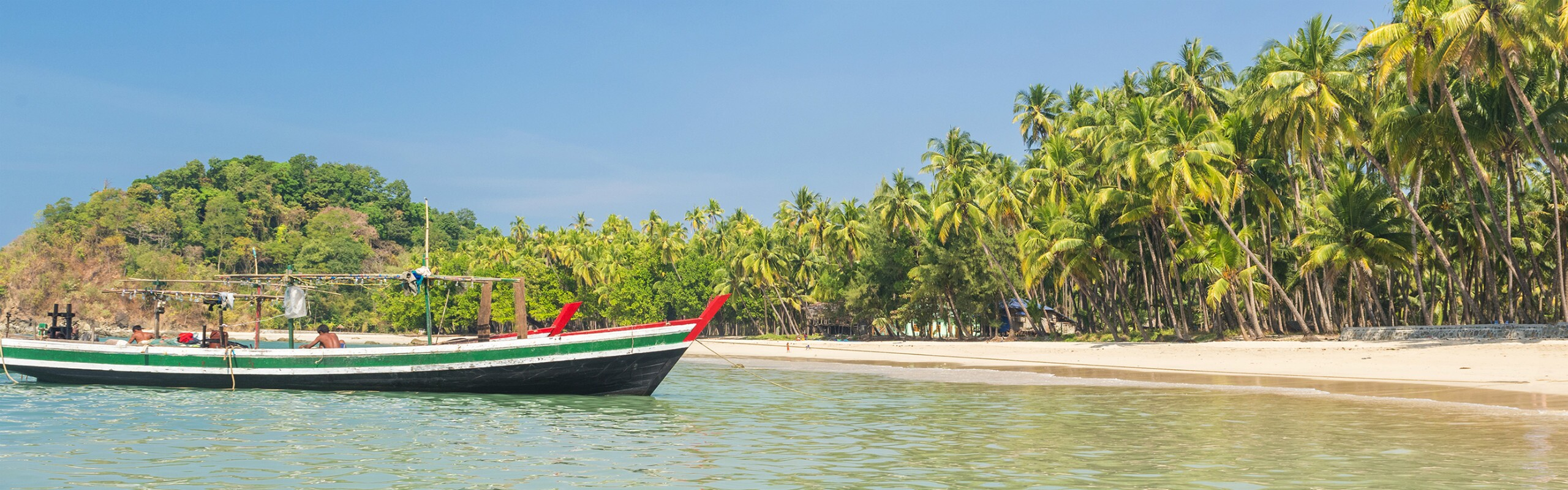 Top Beaches in Myanmar - Ngapali Beach Comes First