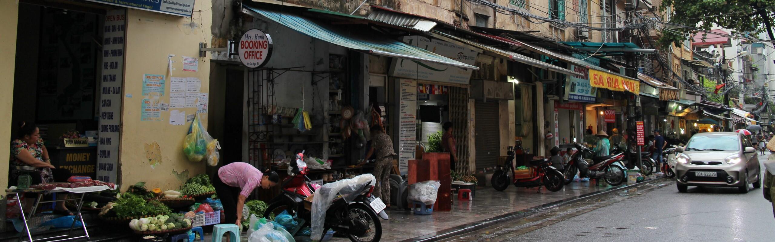 Hanoi Old Quarter Guide
