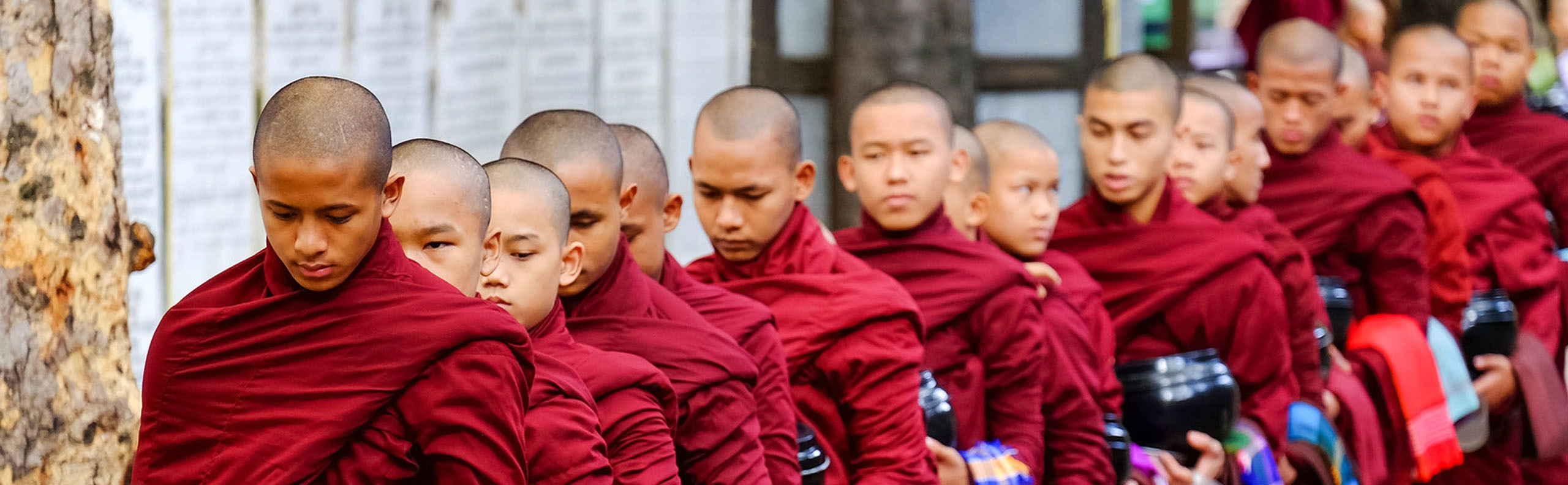 Religion in Myanmar - Buddhist Country