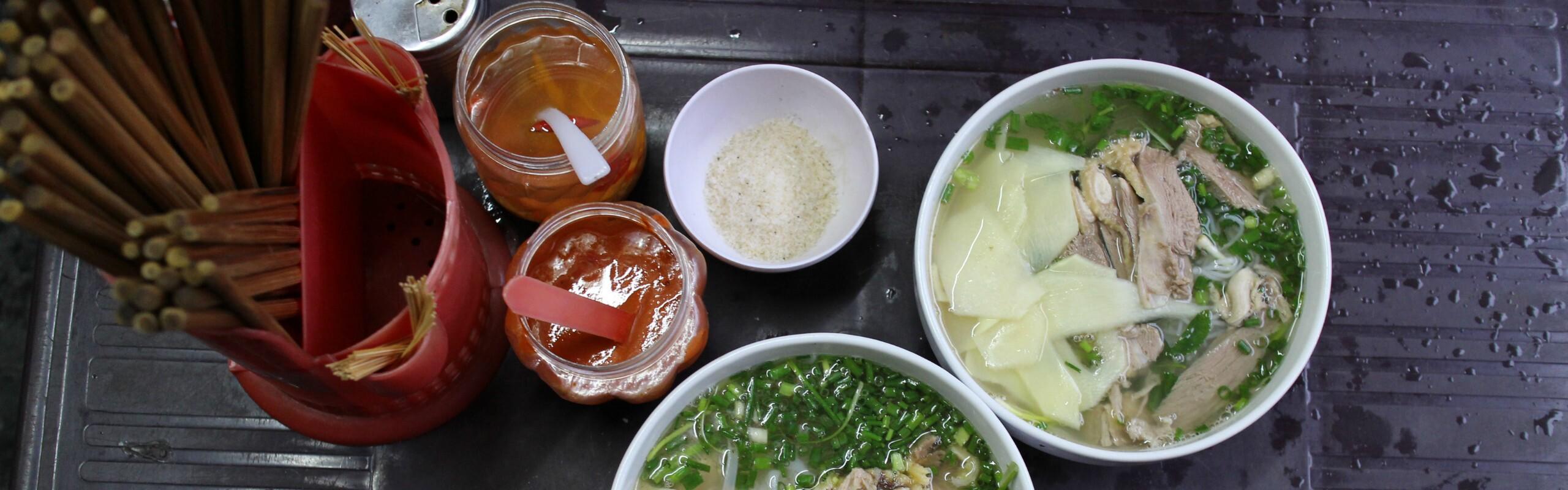 Pho in Vietnam — Ingredients and Preparation