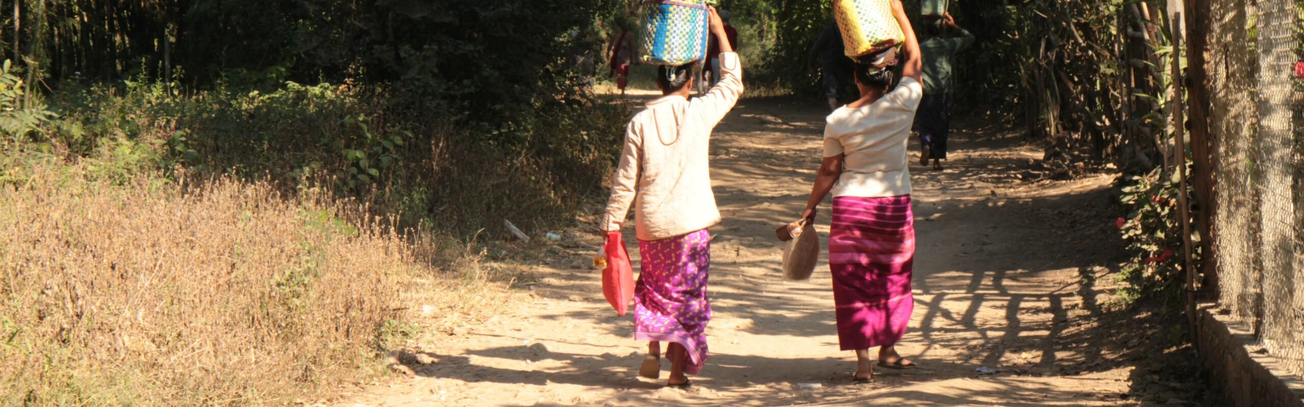 The Longyi Traditional Dress of Myanmar