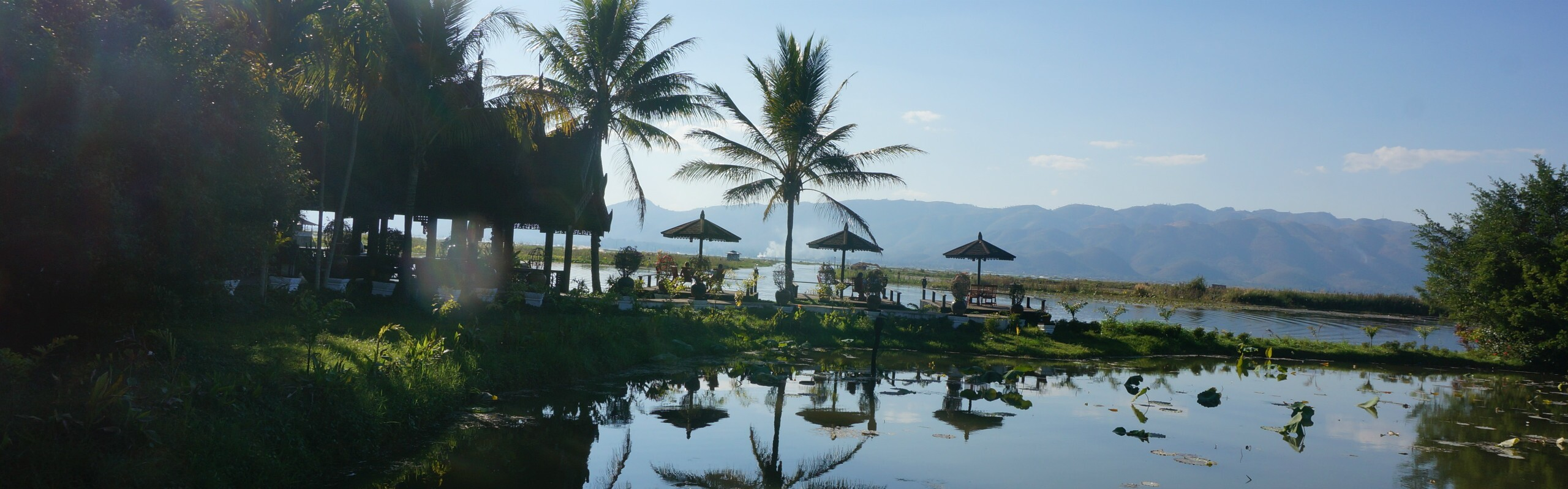 March Weather at Inle Lake