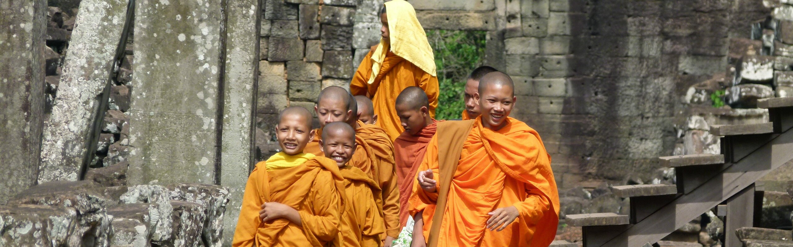 Tips for Avoiding Crowds in Cambodia