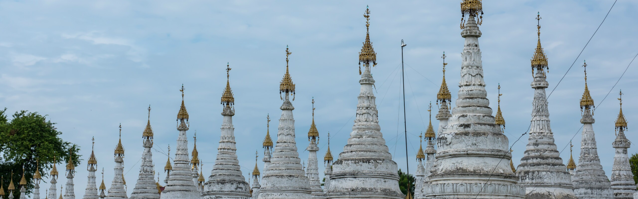 January Weather in Mandalay - Coolest Weather of the Year