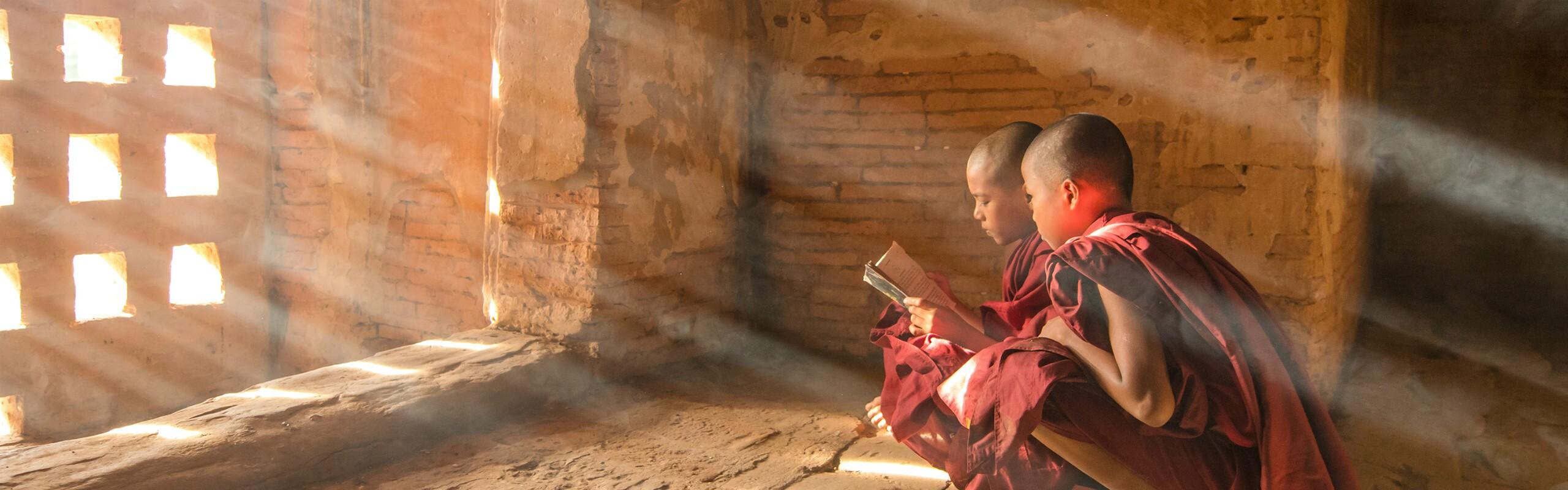January Weather in Bagan
