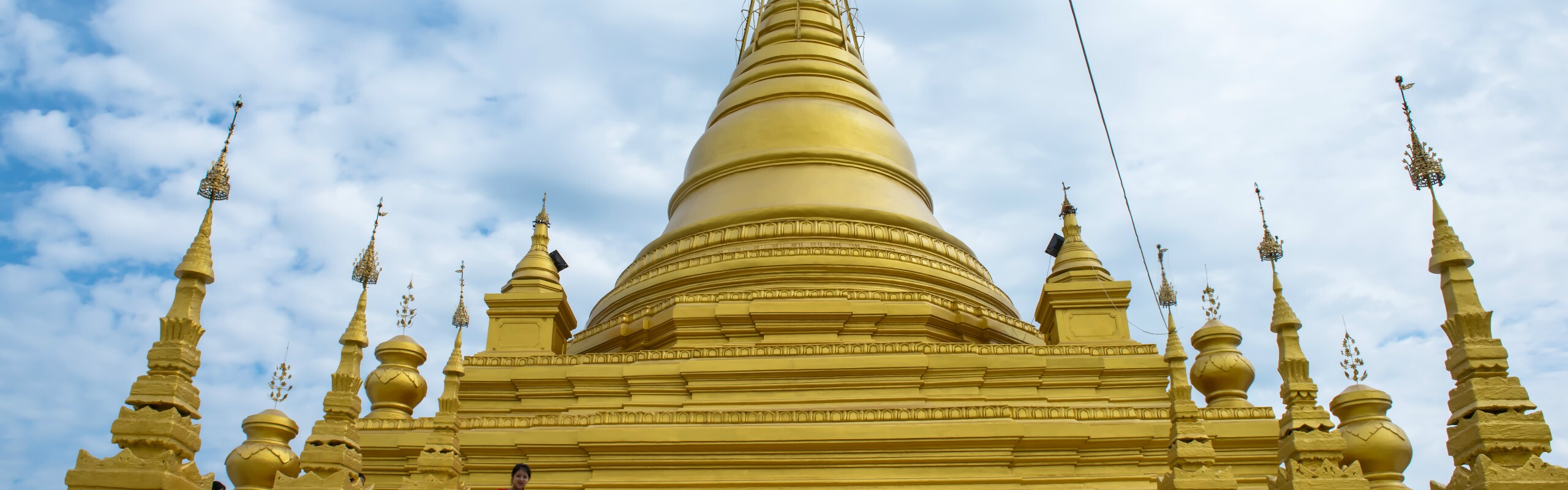 July Weather in Mandalay - Hot and Humid