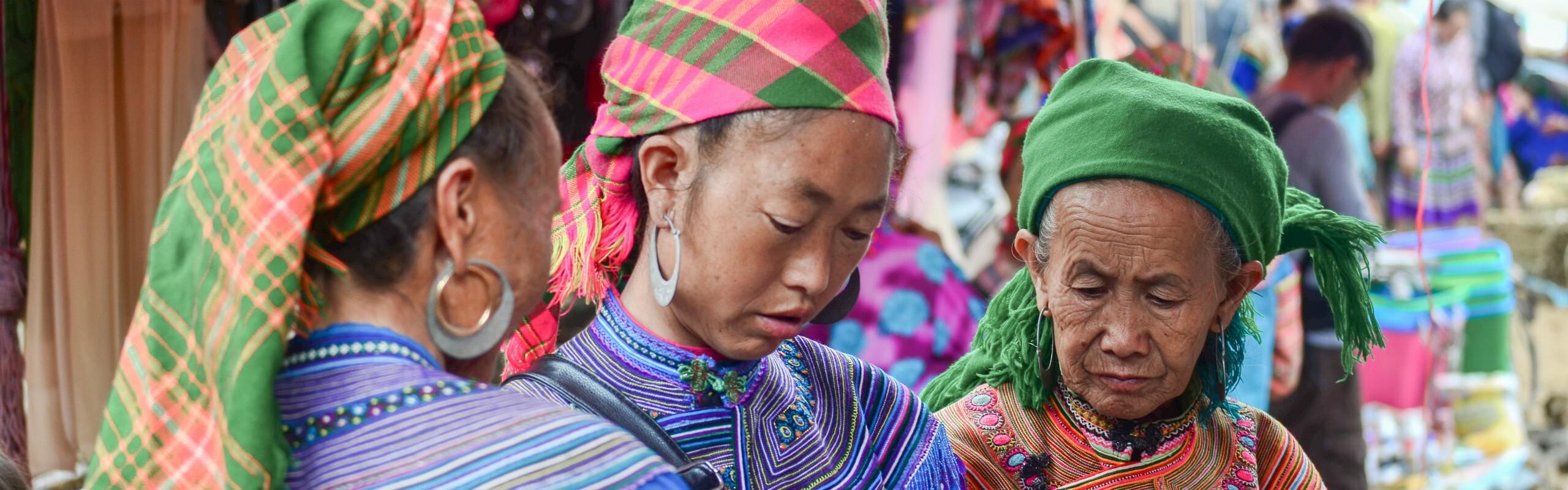 Sapa Ethnic Minority Guide