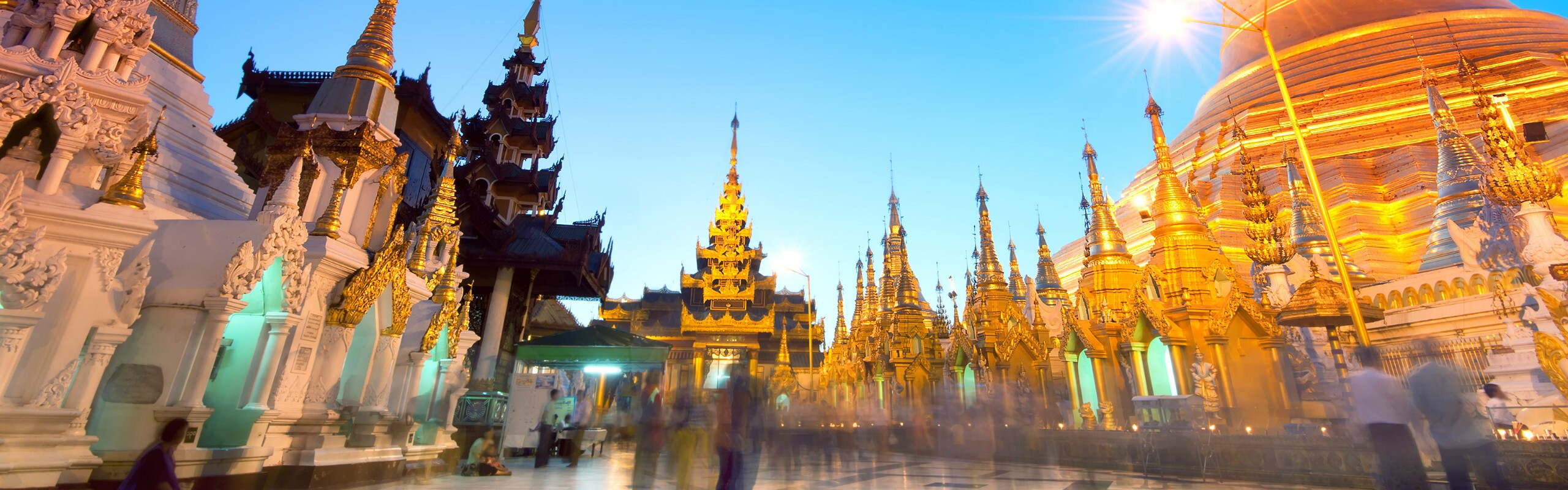 Yangon Weather - best time to visit