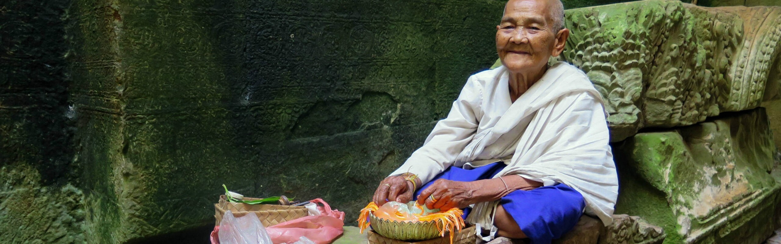 The People and Language of Cambodia