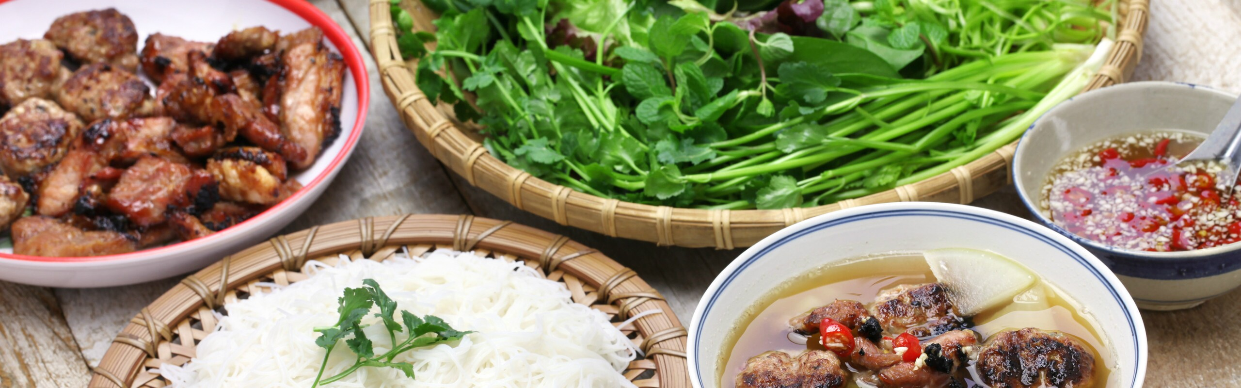 Food and Drink in the Mekong Delta Region
