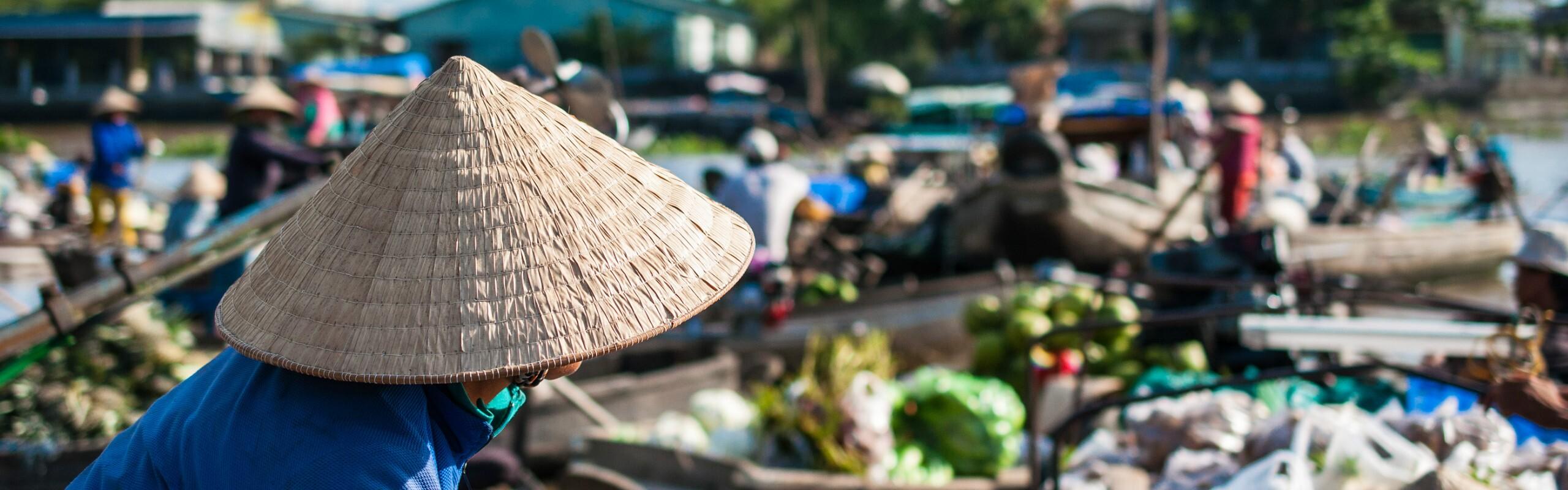Mekong Delta Floating Market Guide