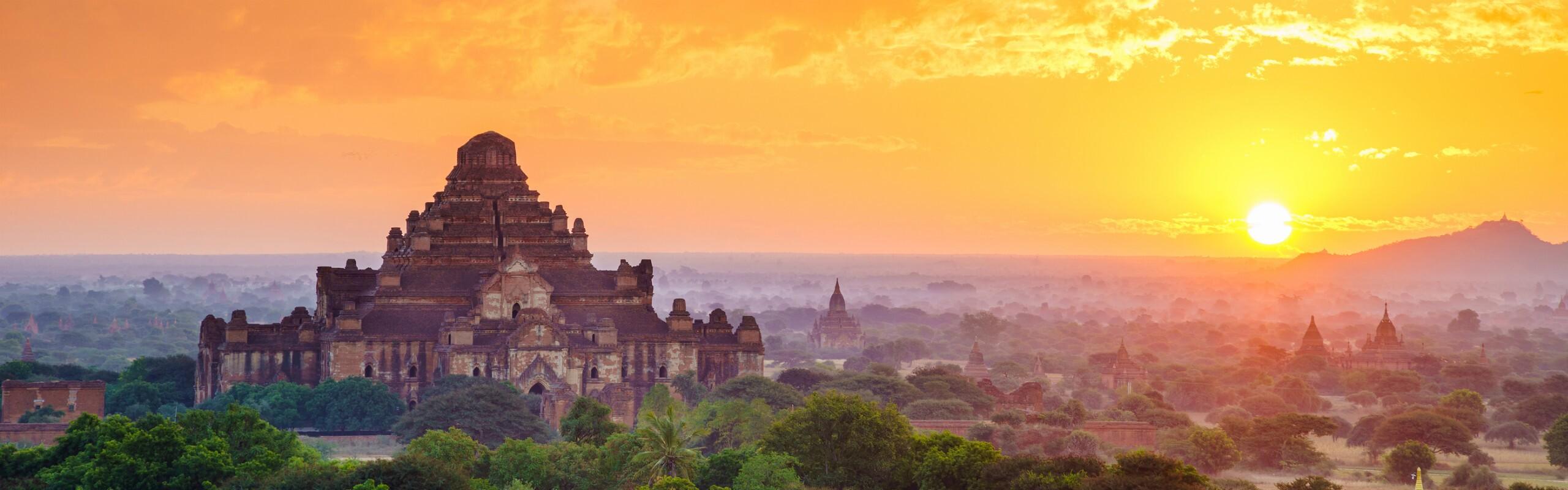 Angkor Wat or Bagan — Which to Visit