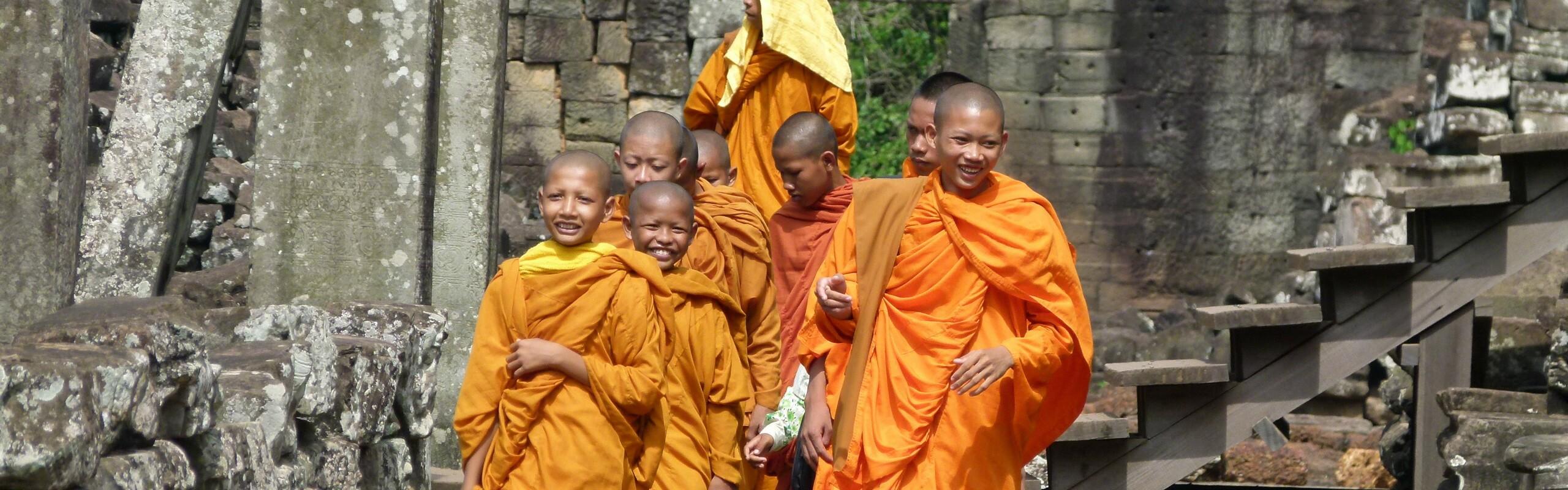 Etiquette in Cambodia