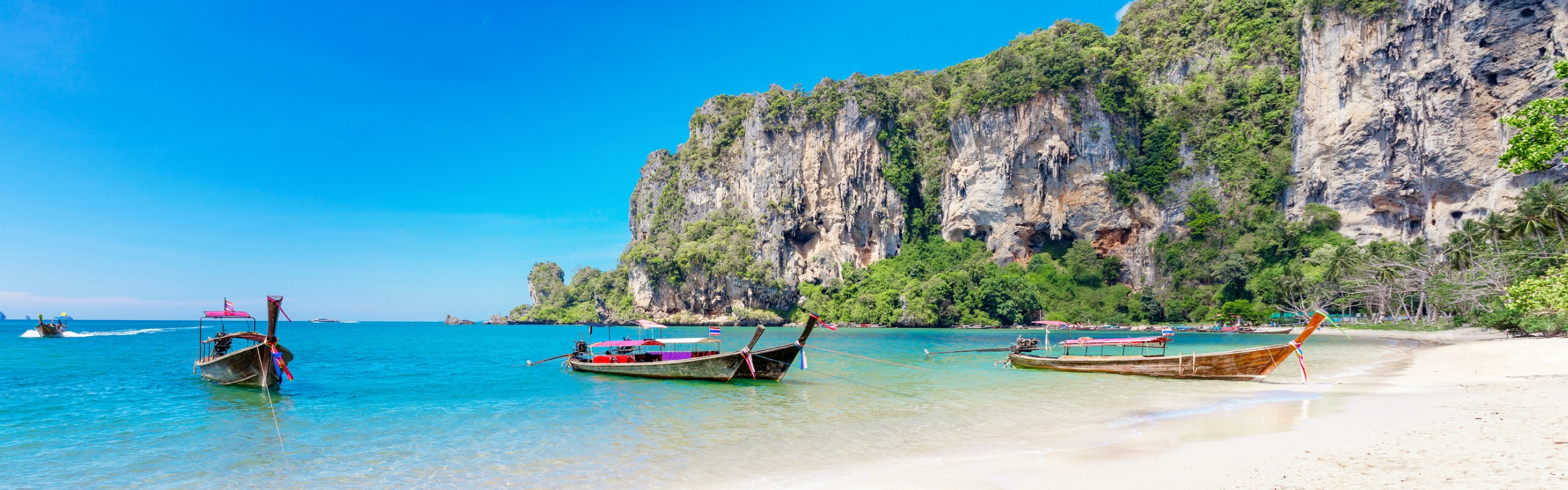 How to Get in and Around Krabi