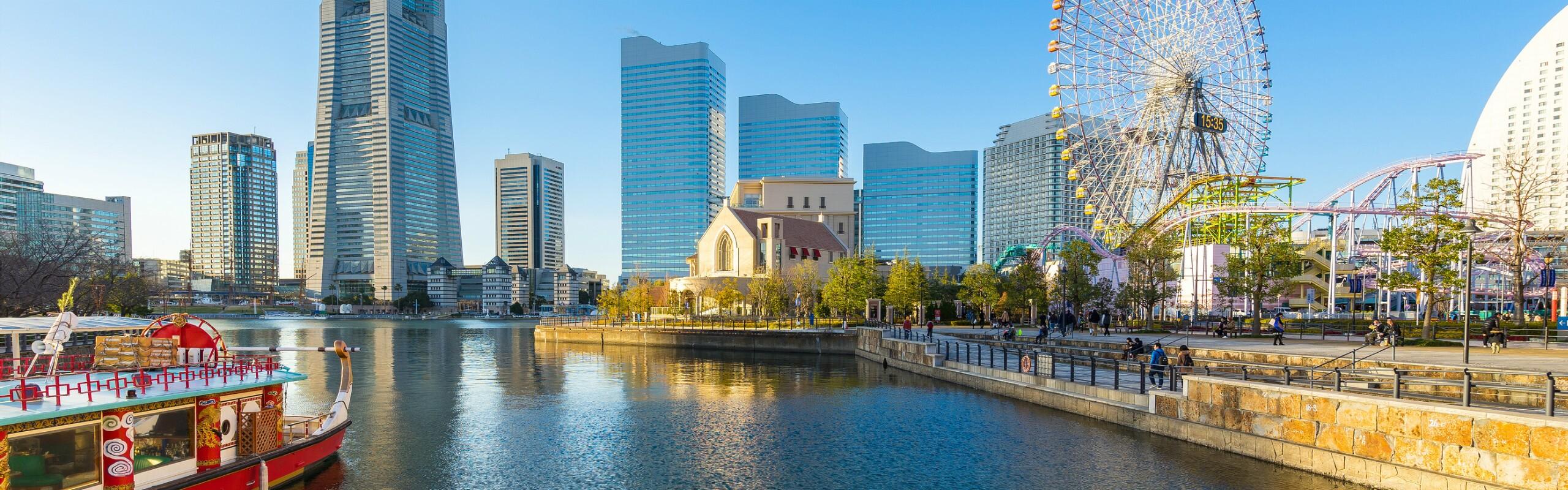 Yokohama Travel Guide