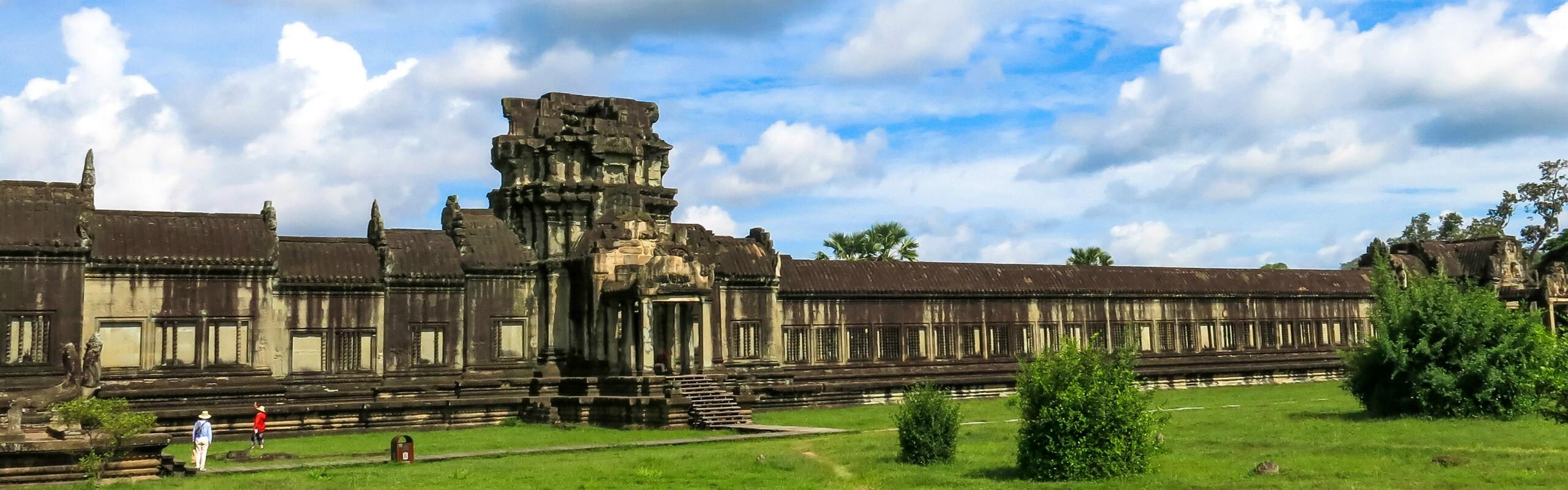 Top Reasons to Visit Angkor Wat