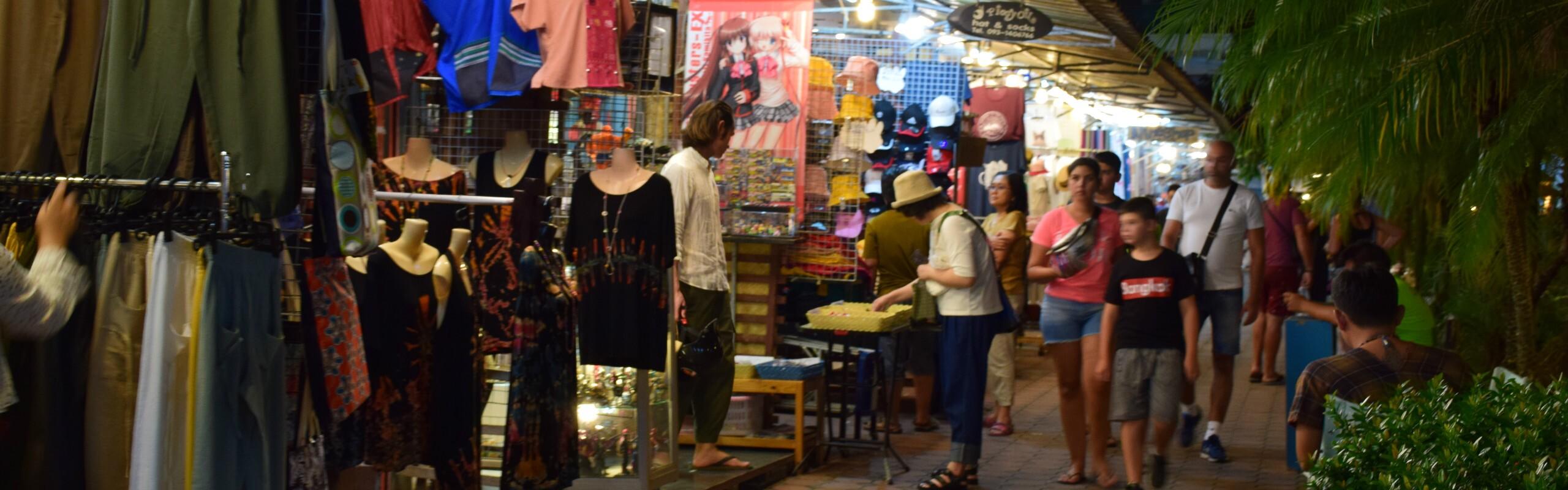 Nightlife in Chiang Rai