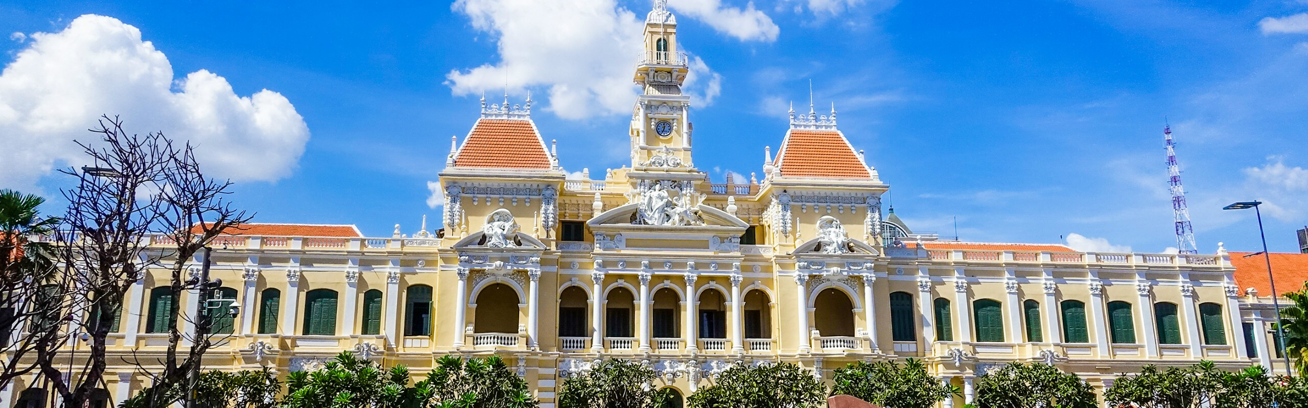 Top 9 Attractions in Ho Chi Minh City