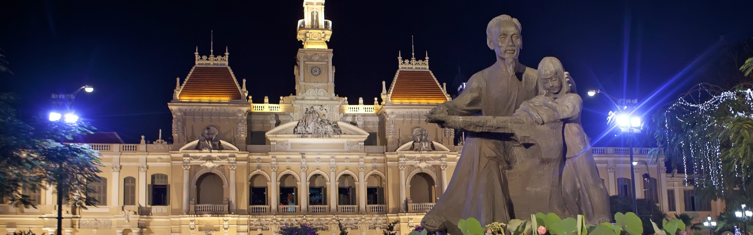 Urban City Tours and Street Food Tours in Ho Chi Minh City