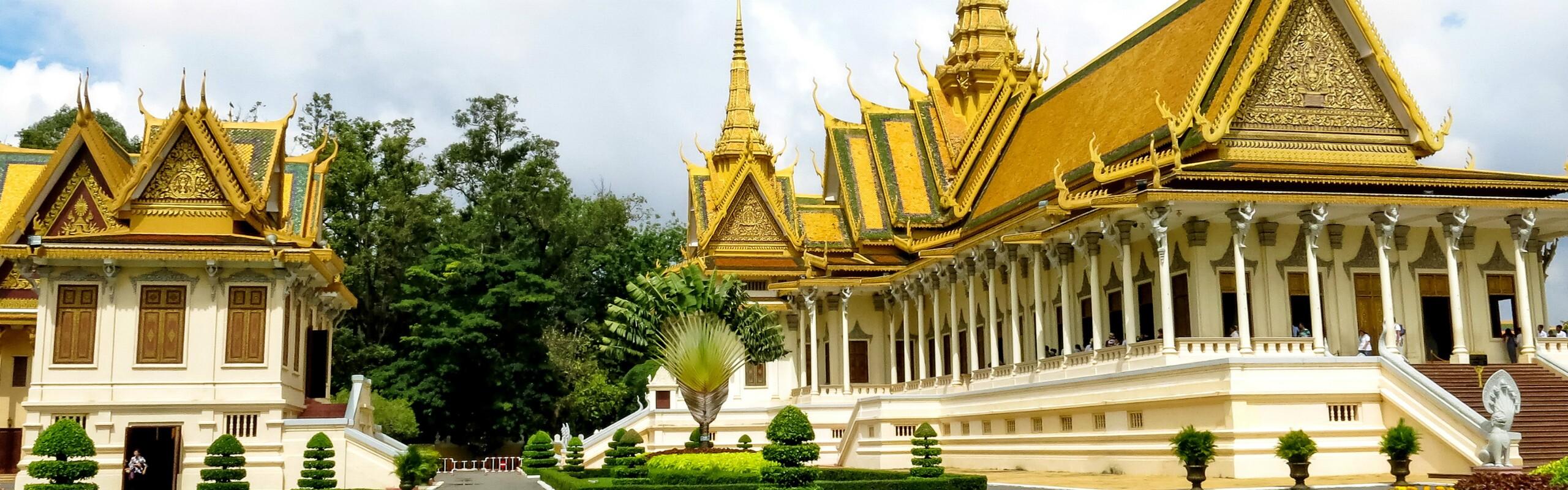 How to Get to Phnom Penh