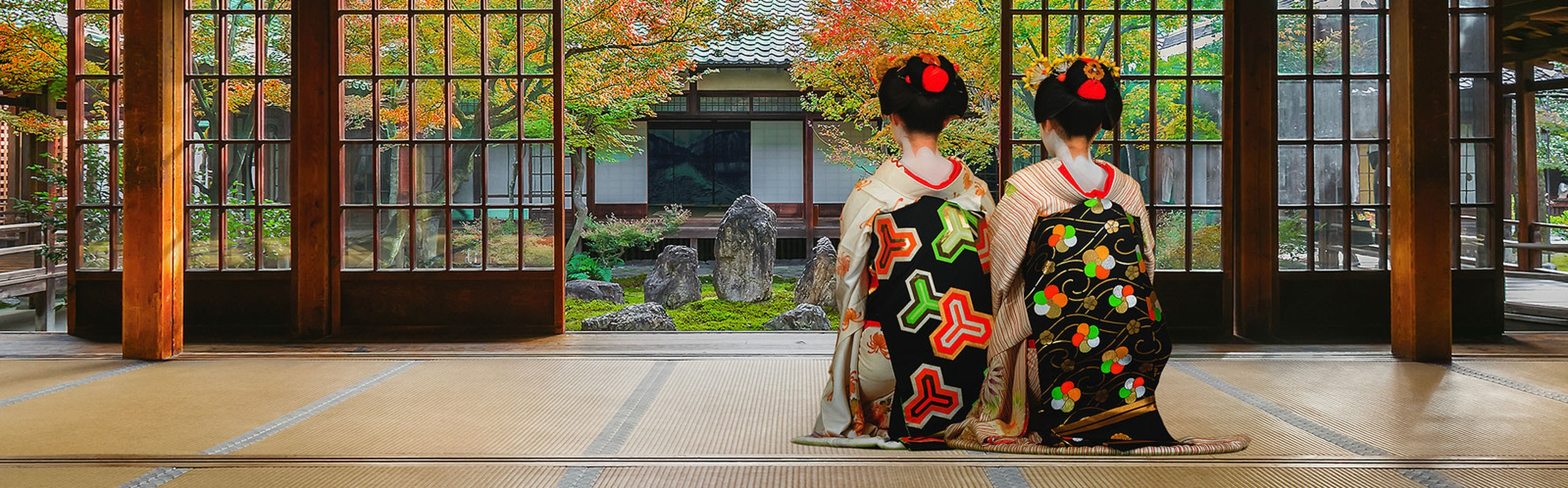 Garden Guide in Japan