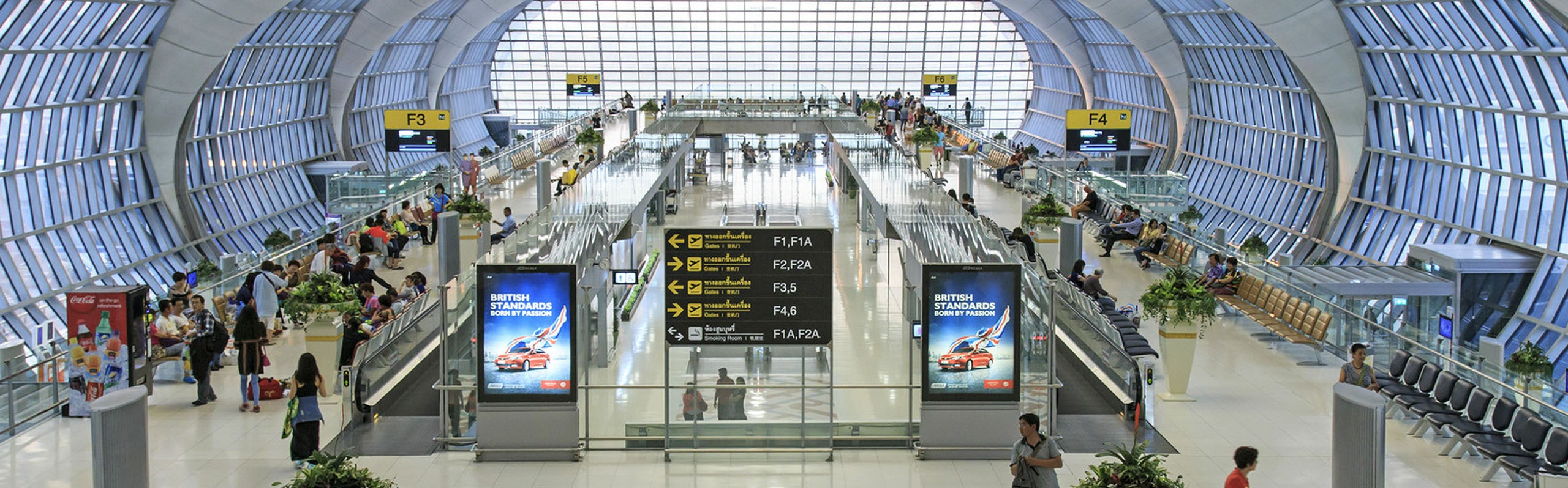 How to Get to Bangkok