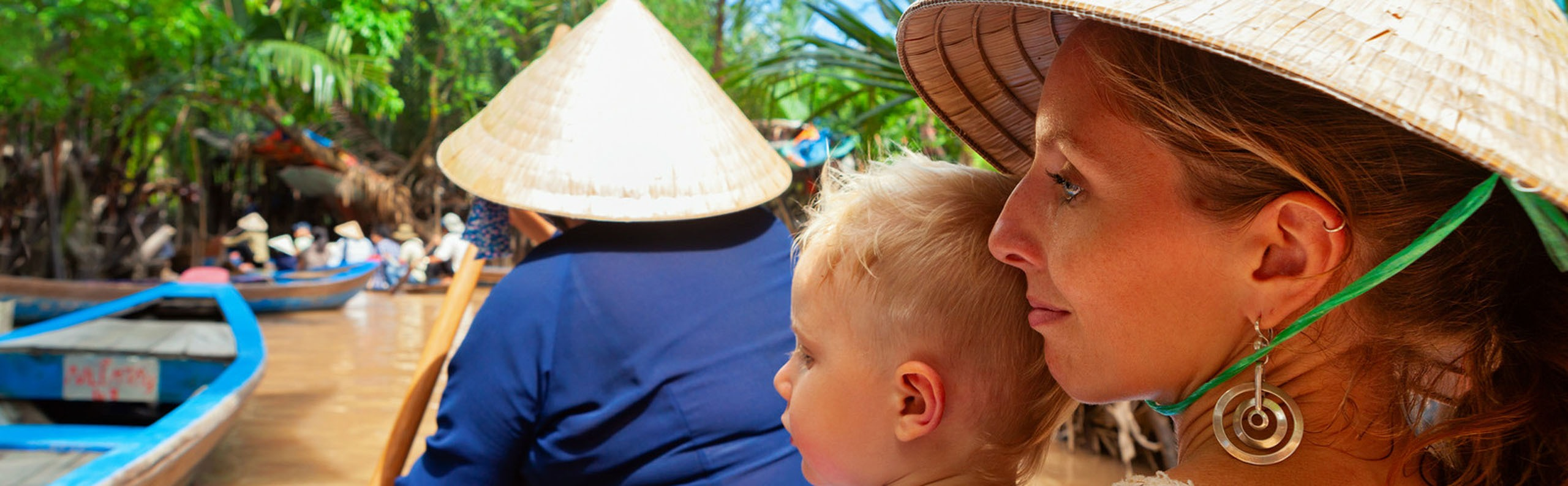 Travel Vietnam with Kids - Family Holiday