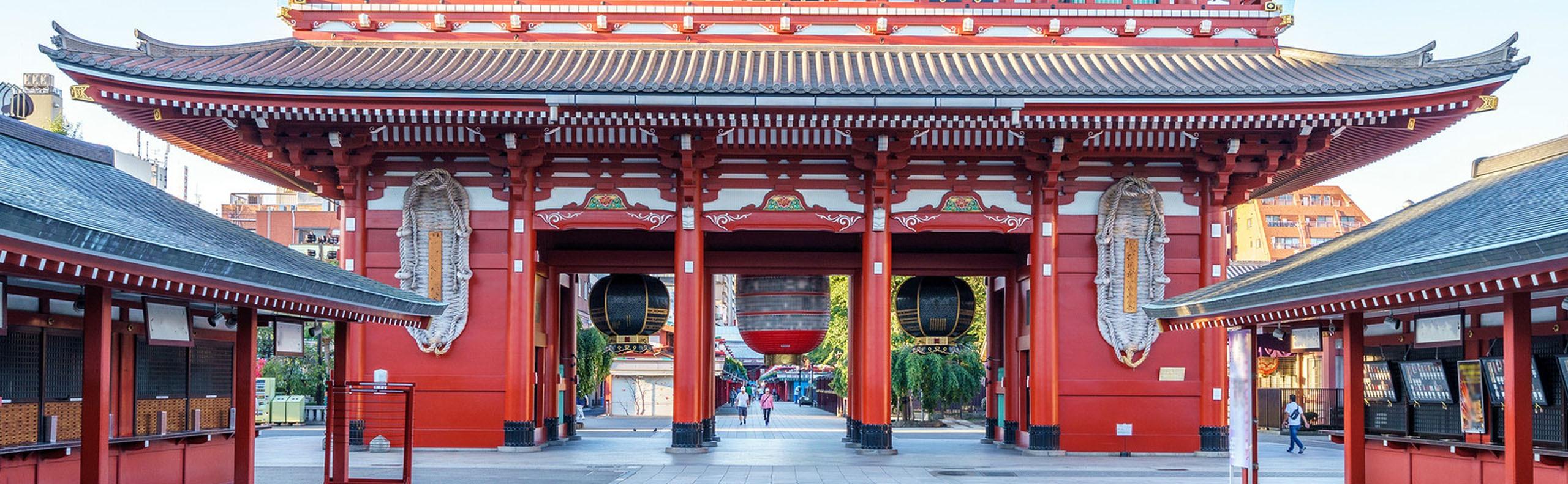 Asakusa and Senso-ji Temple Guide