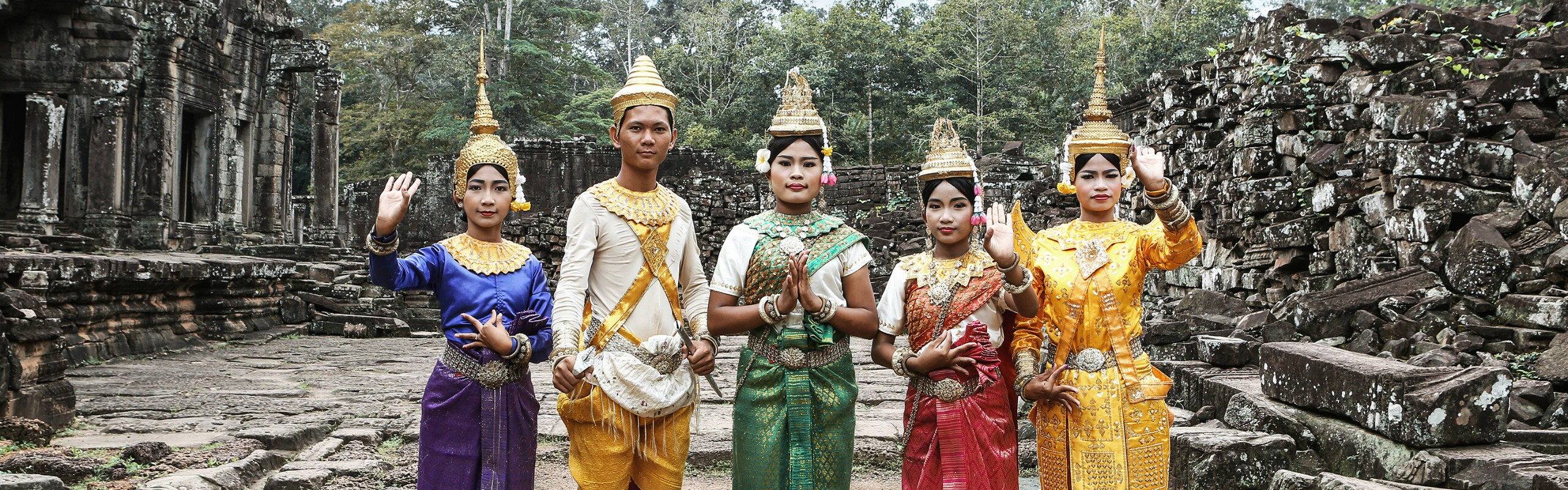 Facts About Angkor Wat
