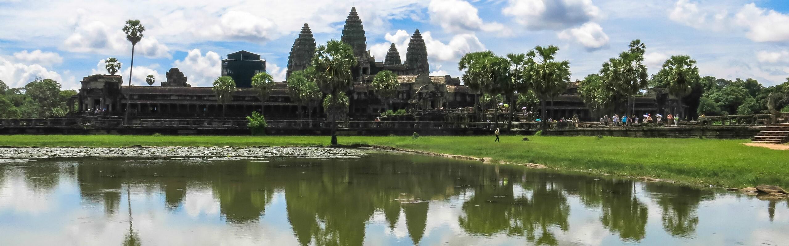 Why Angkor Wat Was Built, How's Angkor Wat Discovered