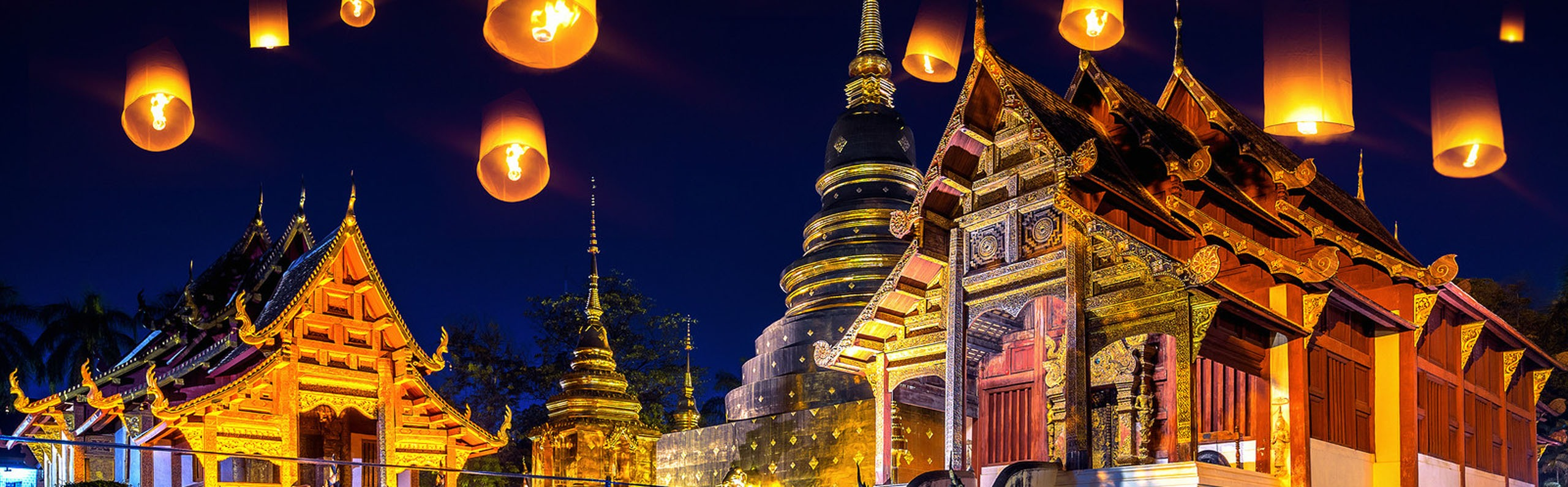 A 2-Day Romantic Thailand Lantern Festival Tour