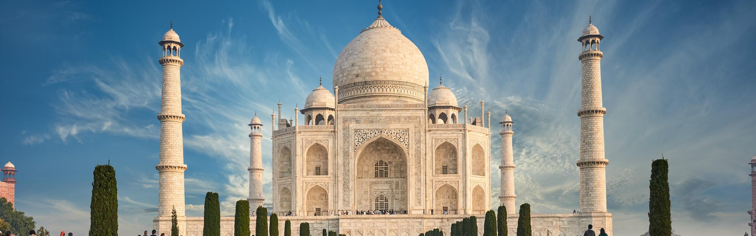 The Complete India, Sri Lanka, Nepal, and Bhutan Travel Guide