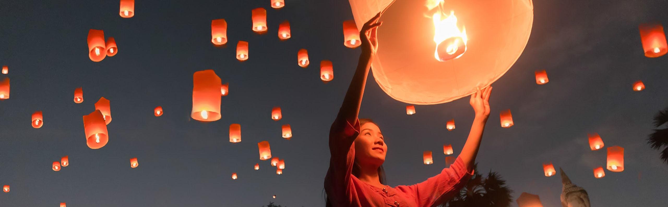 Top Festivals in Thailand